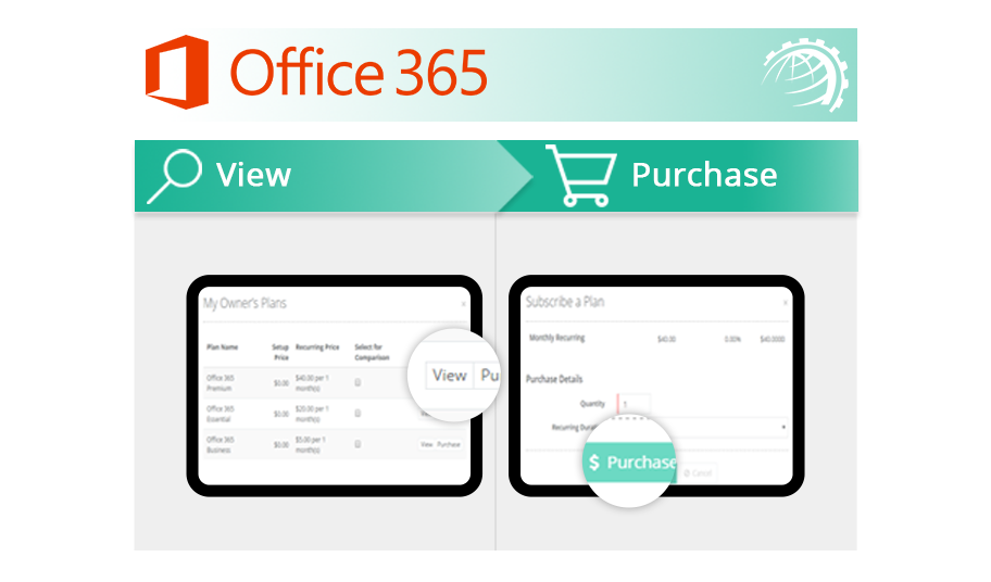 Order Office 365