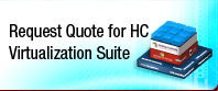 Request Quote for HC Virtualization Suite
